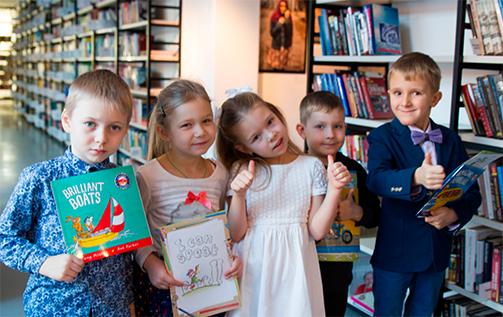 Английский язык детям в центре ПЕППИ