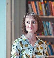 Елена Владимировна Пеленова - преподаватель английского языка в цетре «ПЕППИ»