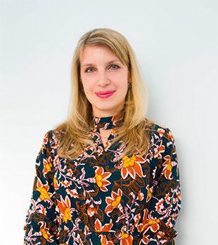 Марина Константиновна Скачкова - преподаватель англ. языка в детском центре «ПЕППИ»