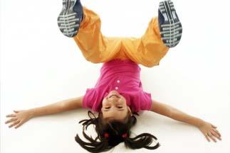 Гиперактивные дети на занятиях по-английскому — самые способные и активные!