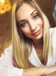 Александра Дмитриевна Бородина - преподаватель по подготовке к школе в детском центре «ПЕППИ»
